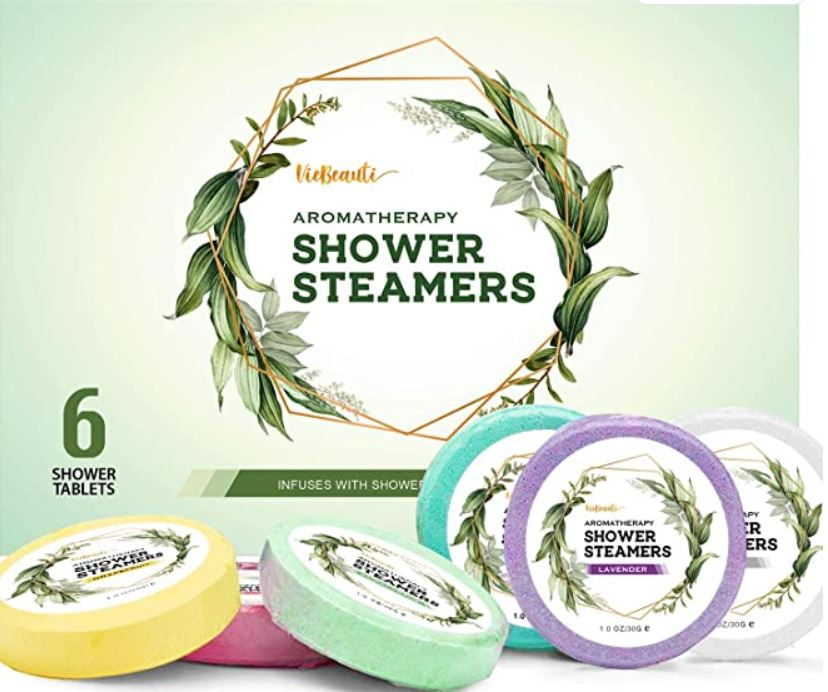 shower steamers from amazon