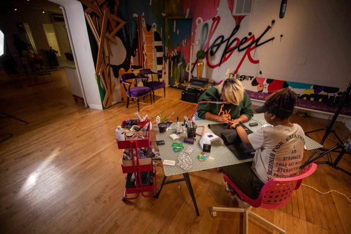 Spifster the nail artist