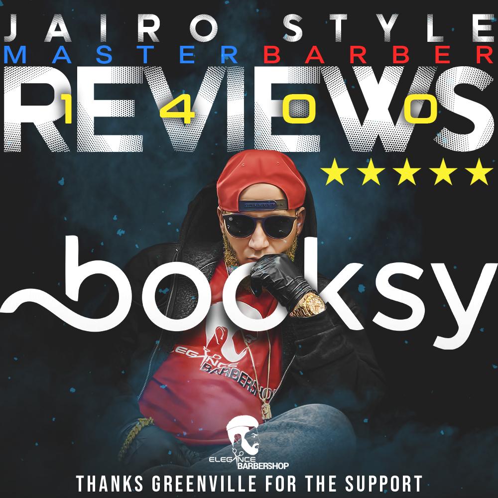 Jairo with Reviews