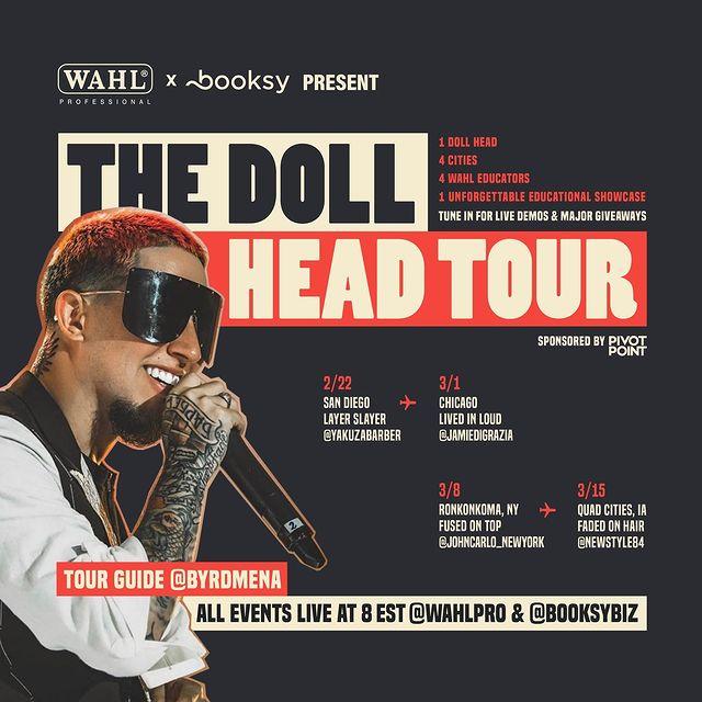 Doll Head Tour