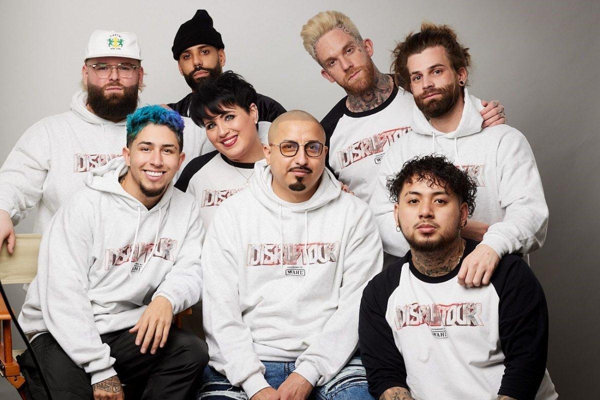 Disruptour Team Group Shot