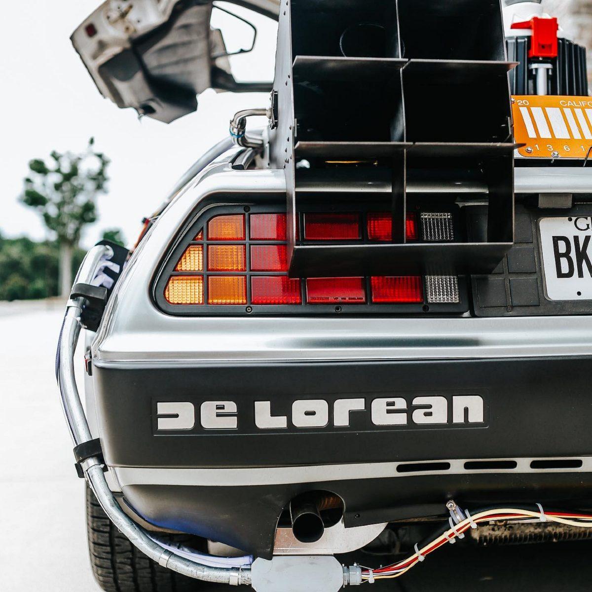 DeLorean example